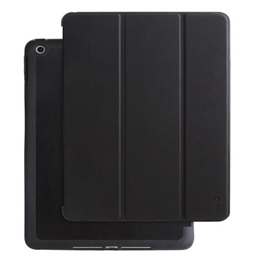 [UNIQ] Yorker iPad 9.7 Rigor Case - Black