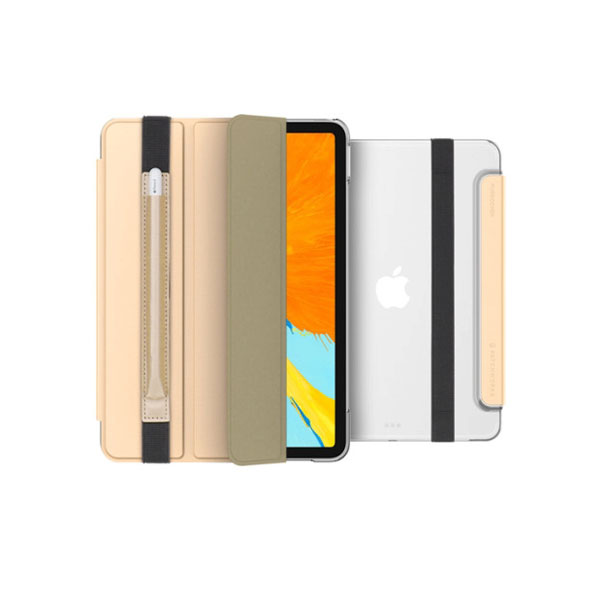 [PATCHWORKS] Pure Cover for iPad Pro 11 - Gold