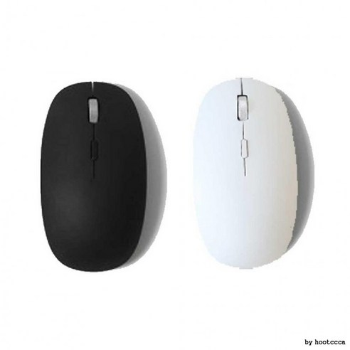 [POUT] HANDS4 WIRELESS MOUSE BK