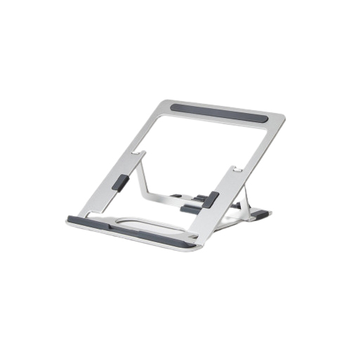 [POUT] EYES3 ANGLE LAPTOP HOLDER Silver
