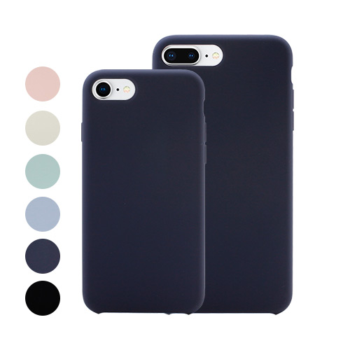 [IOGRAM] Silky Color Case for iPhone 8 / 7