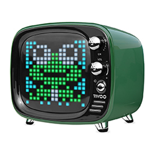 [DIVOOM] Tivoo Bluetooth Speaker - Green