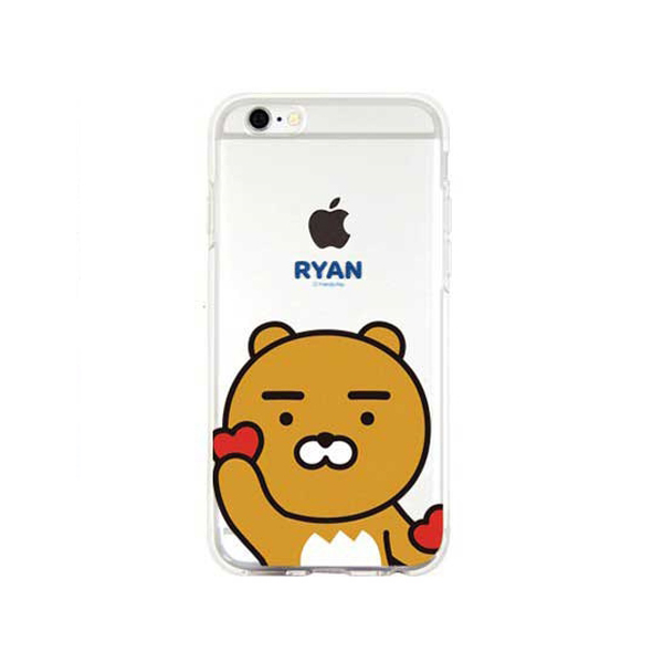 [KAKAO FRIENDS] Jelly Case for iPhone 8/7 Plus