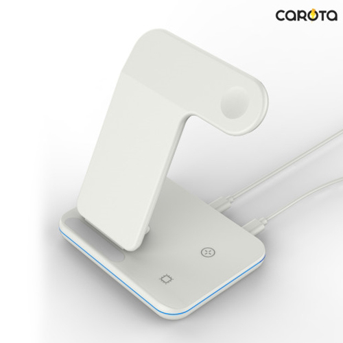 [CAROTA] 4-in-1 Smart Quick 무선충전기