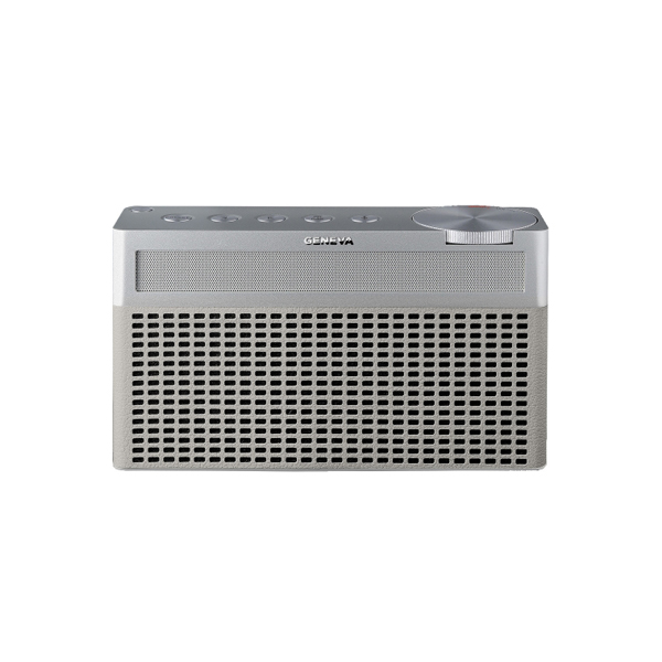 [GENEVA] 제네바 Touring/S Portable Hi-Fi Speaker - White