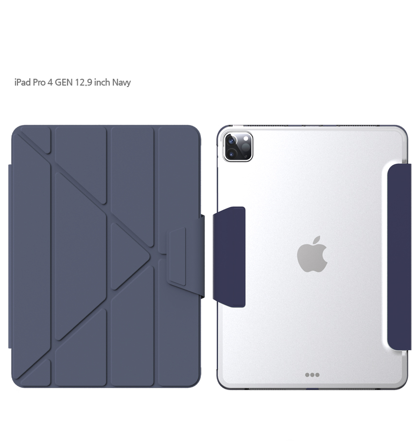 [TYPEONE] Y-Cover TAB iPad Pro 12.9 4세대 다크블루