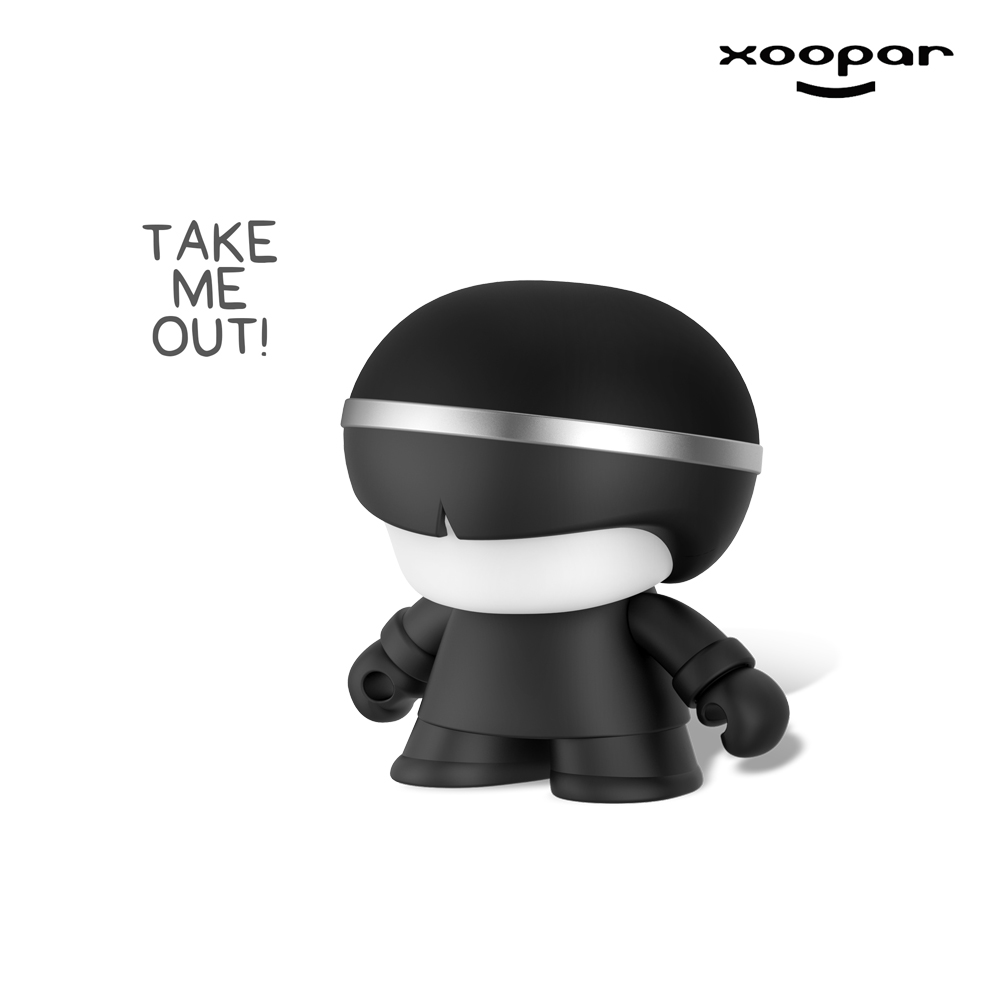 [Xoopar] Xoopar Boy Mini Bluetooth Speaker