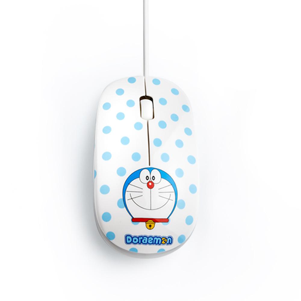 [LETO] 도라에몽 유선 LED 마우스 페이스