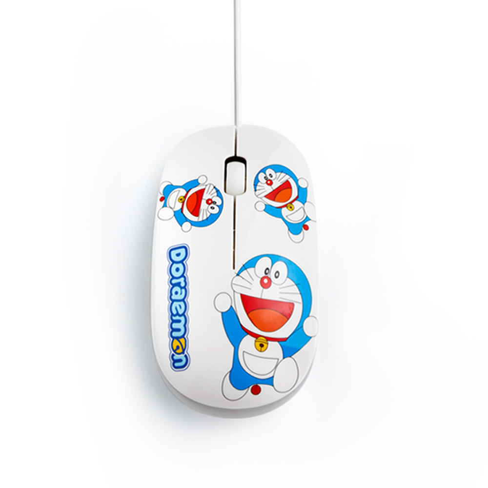 [LETO] 도라에몽 유선 LED 마우스 프렌즈