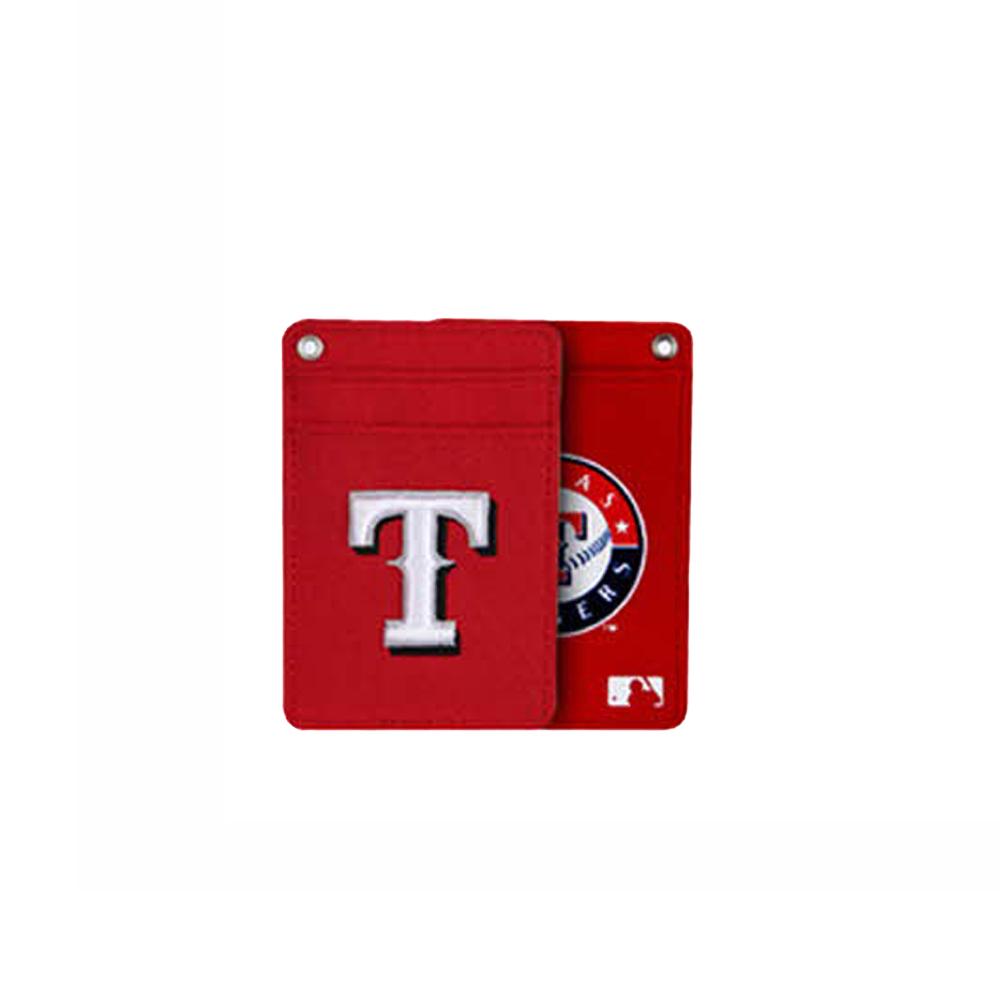 [LETO] MLB 카드지갑 목걸이 카드홀더 텍사스