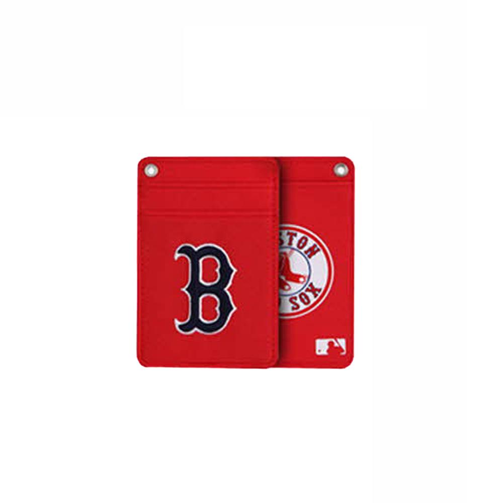 [LETO] MLB 카드지갑 목걸이 카드홀더 보스턴