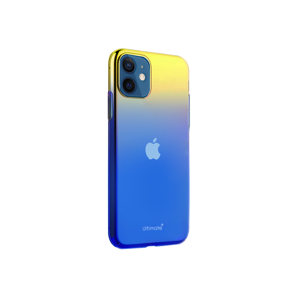 [Ultimate+] 일루전 케이스 블루 아이폰 12 mini