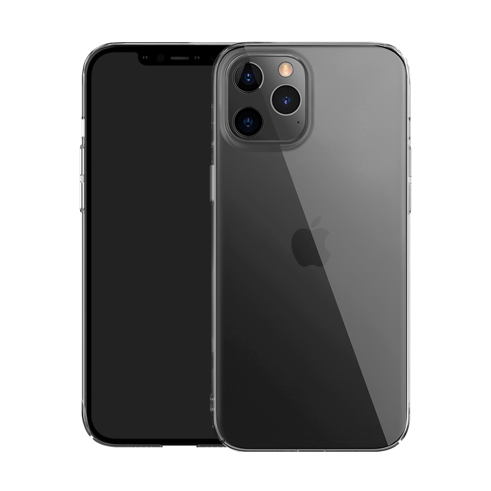 [Ultimate+] 클리어 하드 케이스 아이폰 12/12 Pro