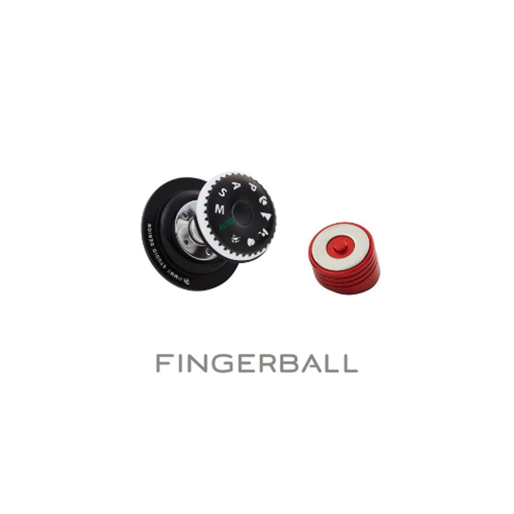 [FINGERBALL] 스마트 AUTO 셔터 그립톡 Photographer