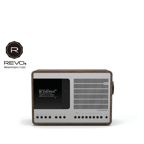 [REVO] Super Connect Walnut Silver