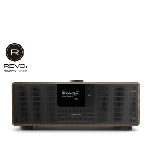 [REVO] Super System Walnut Black