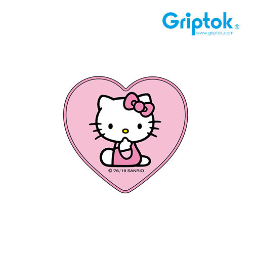[GRIPTOK] 헬로키티 하트 핑크/핫핑크 PC 스마트톡(무료배송)