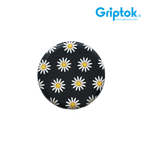 [GRIPTOK] 원형 패턴/데이지/블랙 PC 스마트톡(무료배송)