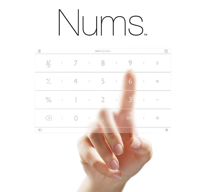 [NUMS] 스마트 터치패드 Macbook Pro 13
