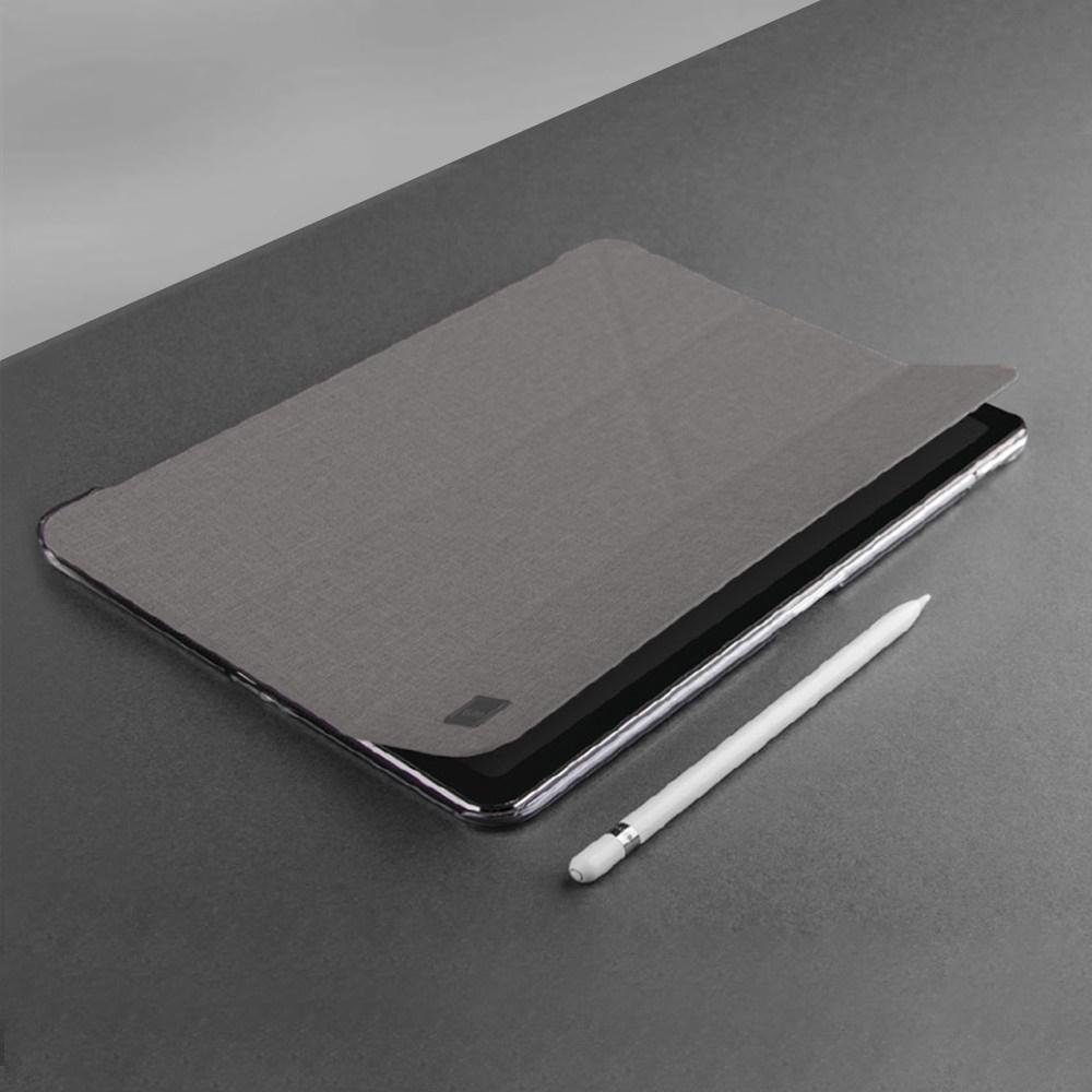 [Uniq] Yorker iPad Mini 5 (5세대) KANVAS 그레이