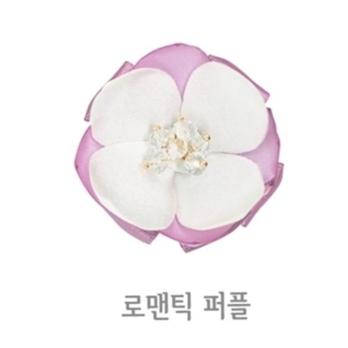[나인어클락] 플라워 스마트톡 로맨틱 퍼플