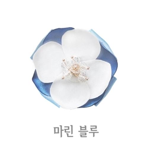 [나인어클락] 플라워 스마트톡 마린 블루