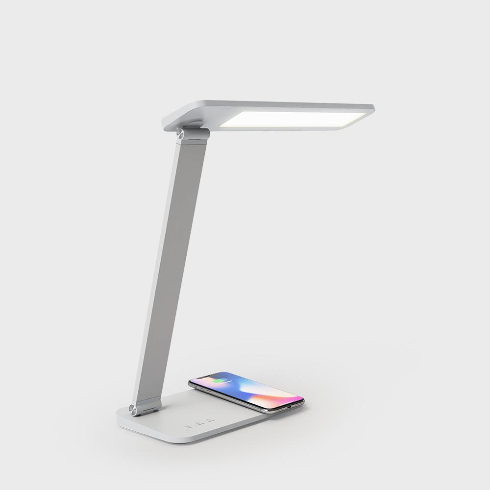 [무아스] 아이케어링 LED 무선충전 스탠드