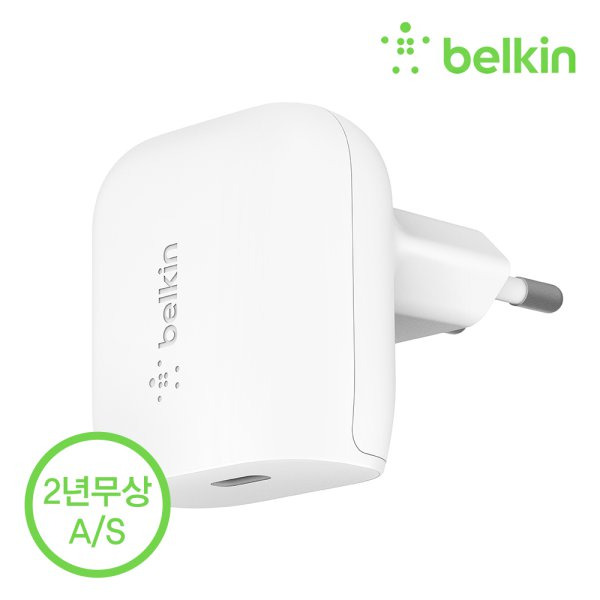 [BELKIN] 18W USB C타입 고속 PD 충전기