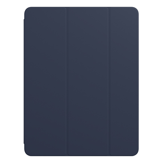 12.9형 iPadPro(4세대)용 Smart Folio-딥 네이비 (MH023FE/A)