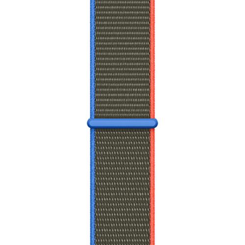 44mm 올리브 스포츠 루프 (MJG13FE/A)