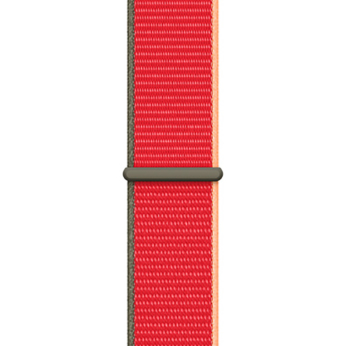 44mm (PRODUCT)RED 스포츠 루프 (MJG33FE/A)