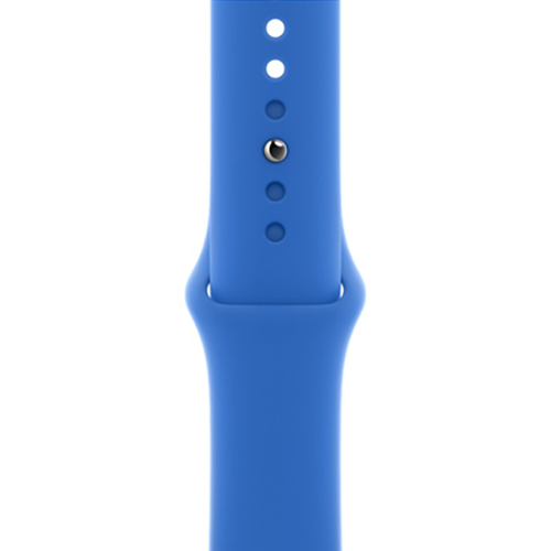 44mm 카프리 블루 스포츠 밴드 - 레귤러 (MJK53FE/A)