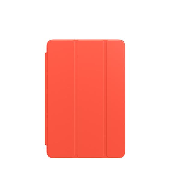 iPad mini Smart Cover - 일렉트릭 오렌지 (MJM63FE/A)