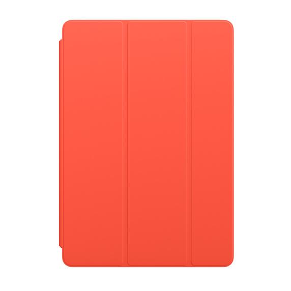 iPad(8세대)용 Smart Cover - 일렉트릭 오렌지 (MJM83FE/A)