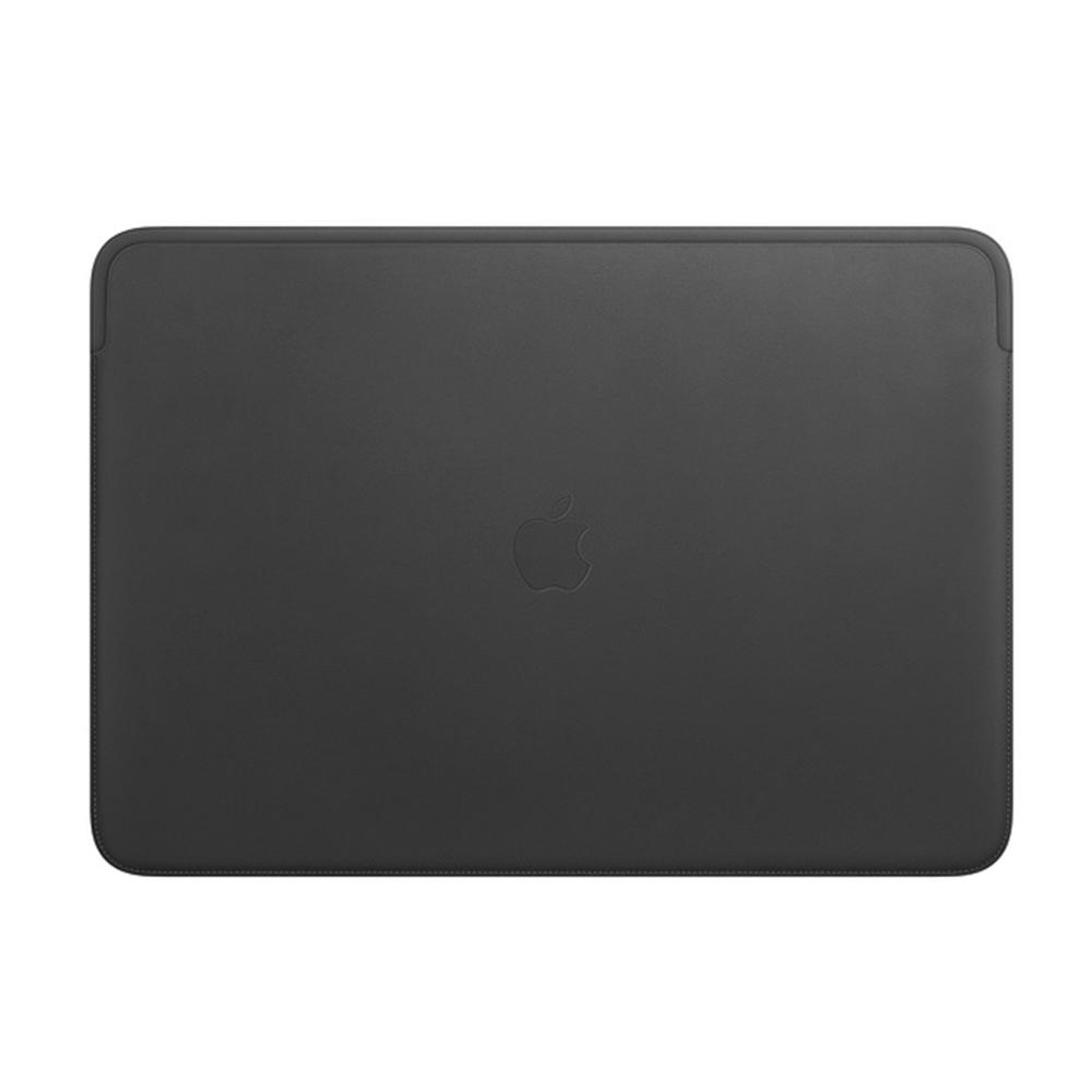 16형 MacBook Pro용 가죽 슬리브 - 블랙 (MWVA2FE/A)