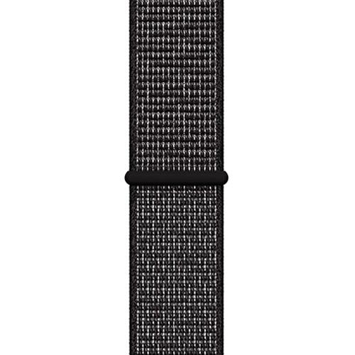 40mm 블랙 Nike 스포츠 루프