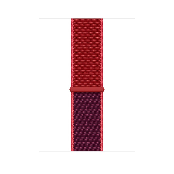 40mm (PRODUCT)RED 스포츠 루프 (MXHV2FE/A)