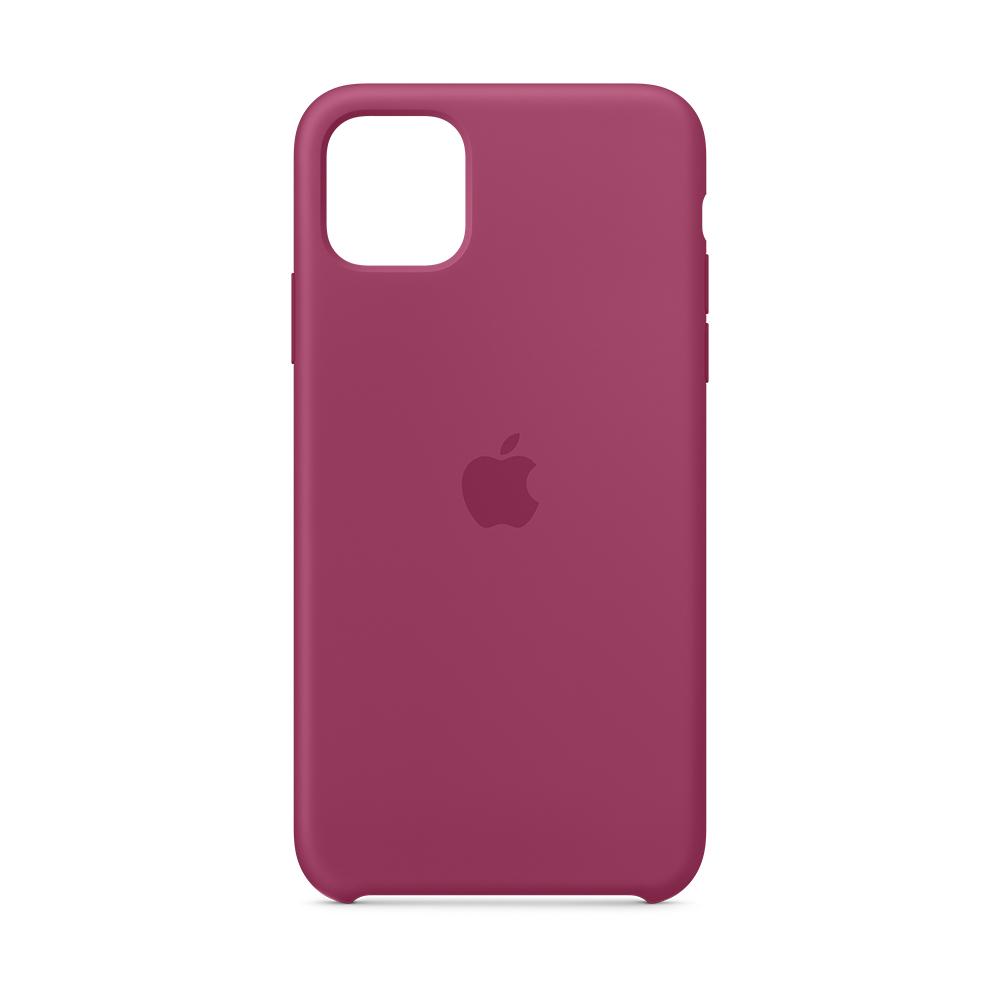 iPhone 11 Pro 실리콘 케이스 - 포메그래니트 (MXM62FE/A)