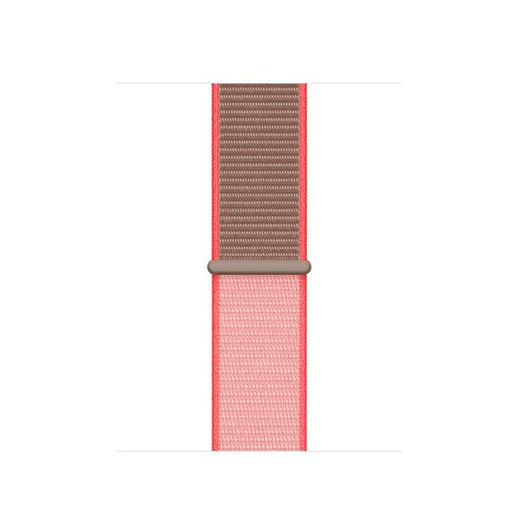 40mm 네온 핑크 스포츠 루프 (MXMN2FE/A)
