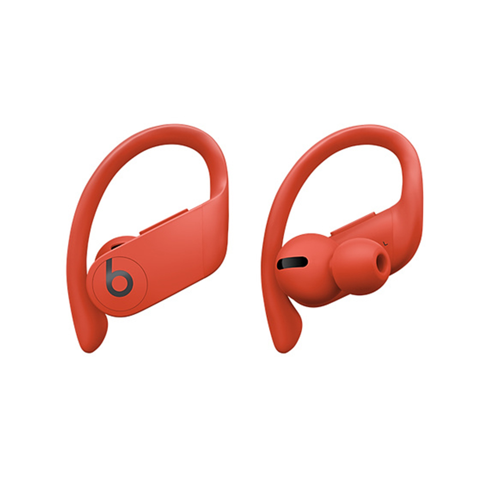 Powerbeats Pro - Totally Wireless 이어폰 - 라바레드 (MXYA2ZP/A)