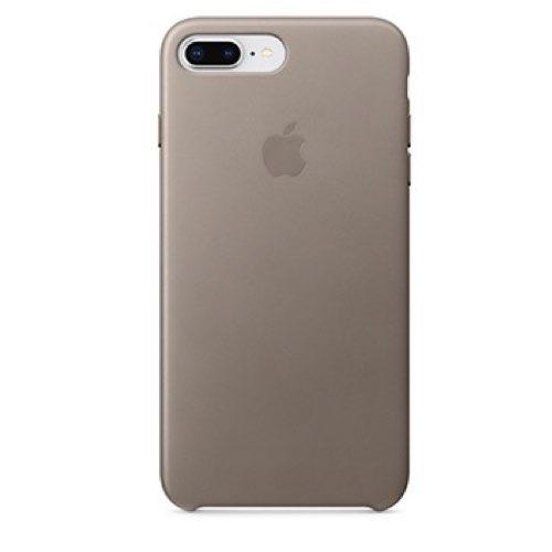 iPhone 8 & 7 Plus 가죽 케이스 - 토프 (MQHJ2FE/A)