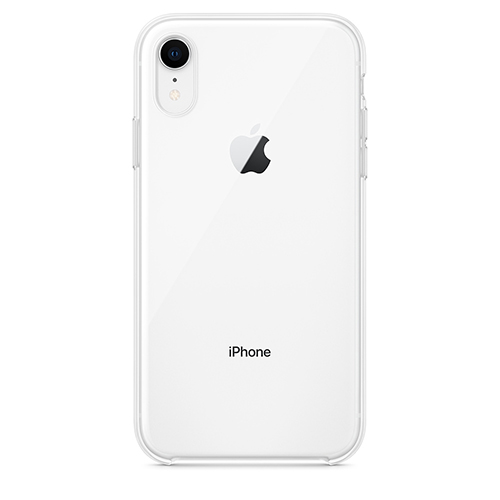 iPhone XR 투명 케이스 (MRW62FE/A)