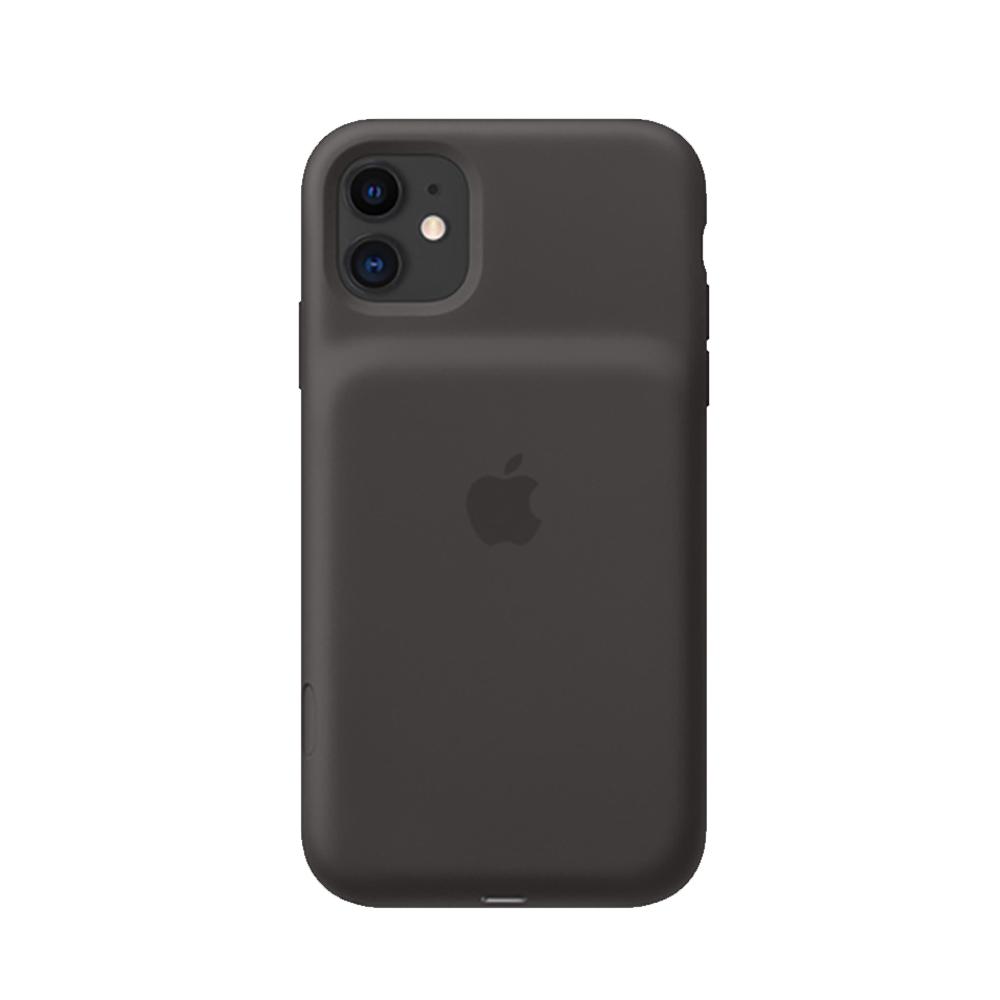 iPhone 11 배터리 케이스 - 블랙