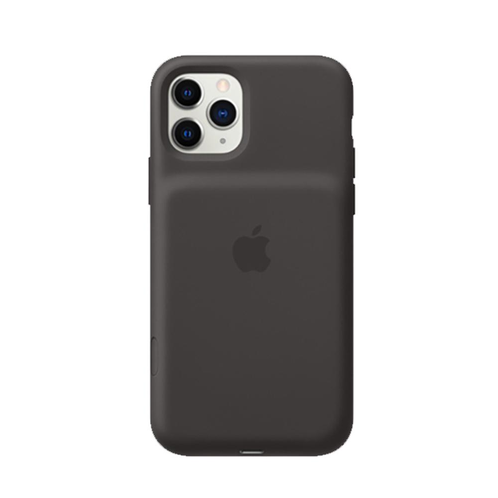 iPhone 11 Pro Max 배터리 케이스 - 블랙 (MWVP2KH/A)