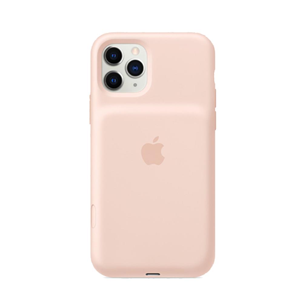 iPhone 11 Pro Max 배터리 케이스 - 핑크샌드 (MWVR2KH/A)