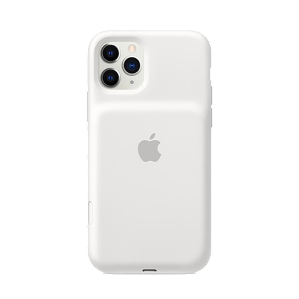 iPhone 11 Pro Max 배터리 케이스 - 화이트 (MWVQ2KH/A)