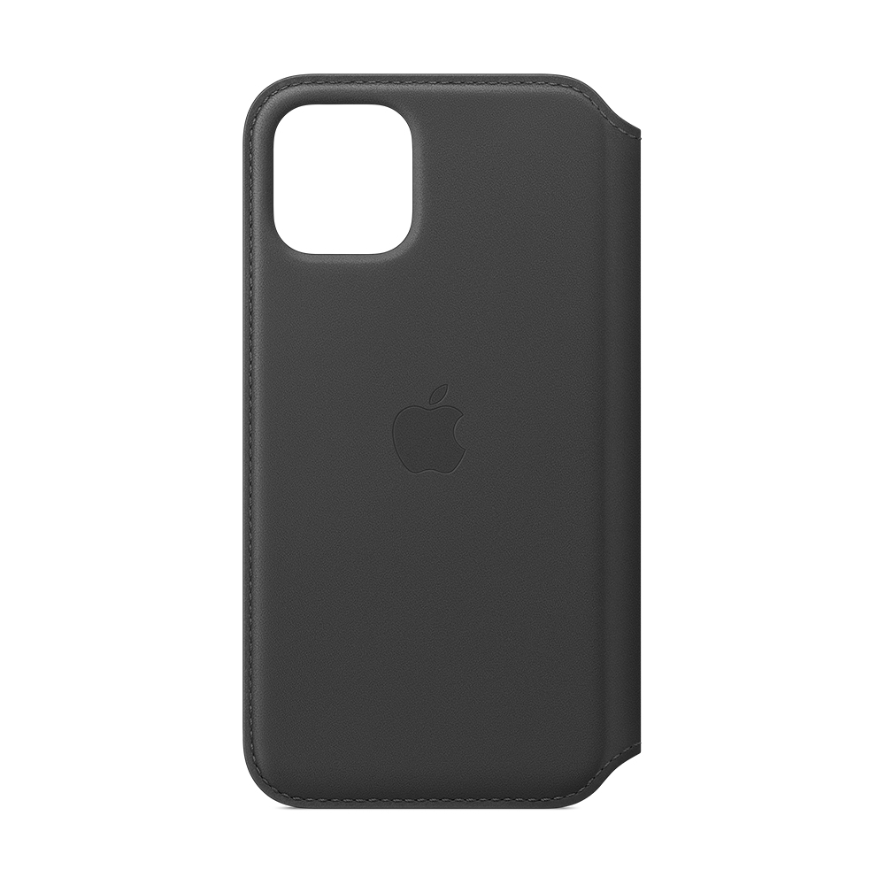 iPhone 11 Pro 가죽 폴리오 - 블랙 (MX062FE/A)