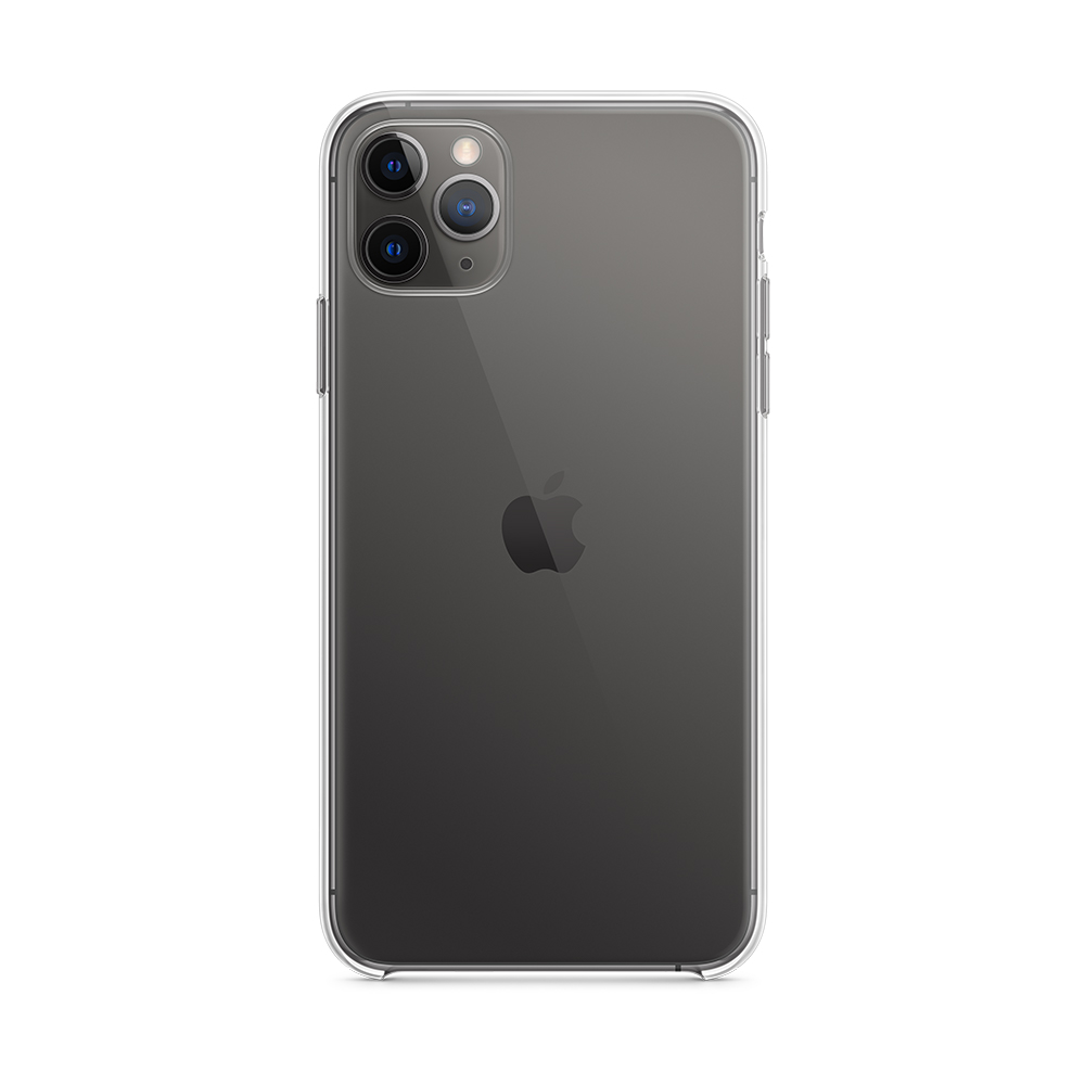 iPhone 11 Pro Max 투명 케이스 (MX0H2FE/A)