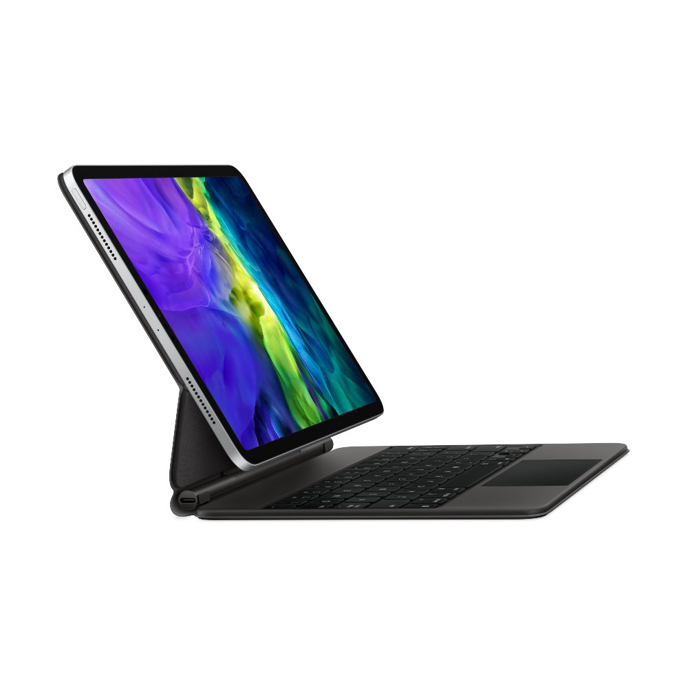 11형 iPad Pro(3세대 및 4세대)용 Magic Keyboard - 한국어 (MXQT2KH/A)