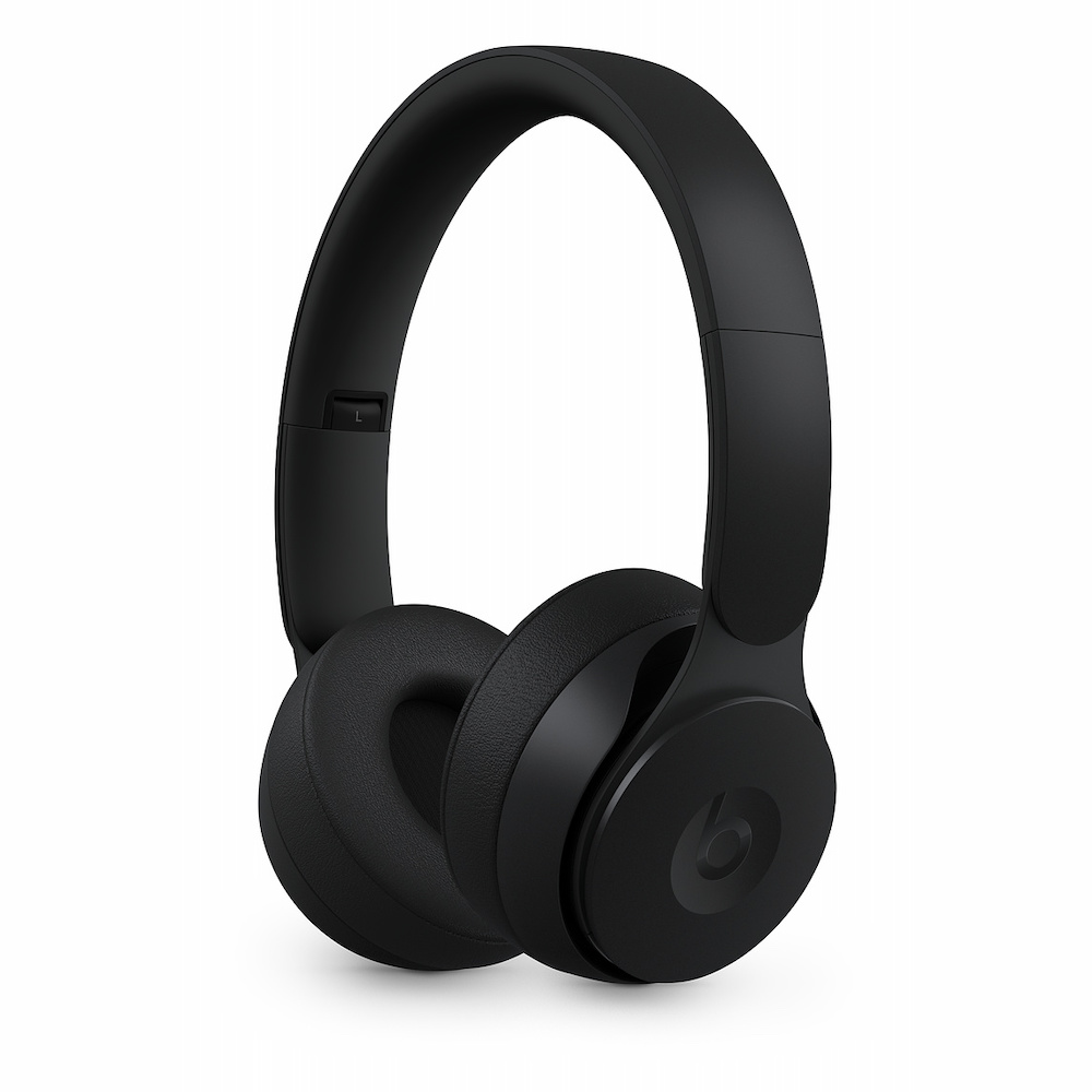 Solo Pro Wireless Noise Cancelling 헤드폰 - 블랙 (MRJ62ZP/A)